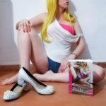 foto mujer con un libro